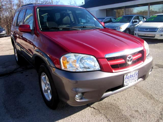 2006 Mazda Tribute THE HOME OF THE 299 TOTAL DOWN PAYMENT Visit Parker Auto Sales online at wwwpar