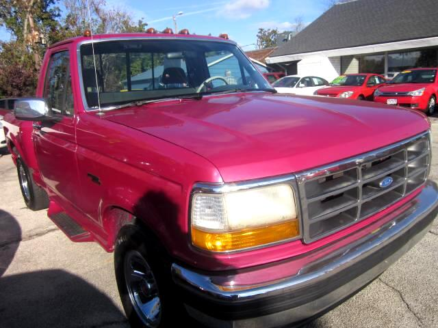 1992 Ford F-150 THE HOME OF THE 299 TOTAL DOWN PAYMENT Visit Parker Auto Sales online at wwwparker