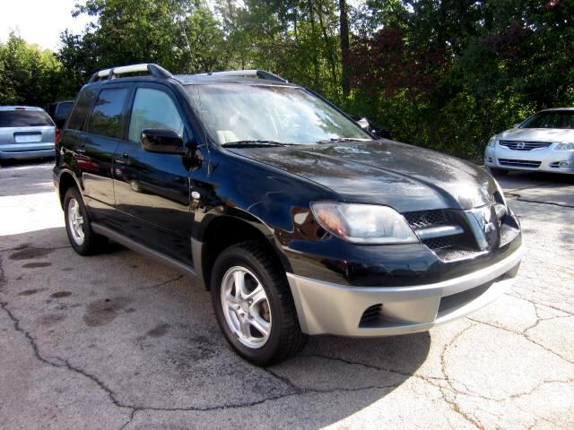 2003 Mitsubishi Outlander THE HOME OF THE 299 TOTAL DOWN PAYMENT Visit Parker Auto Sales online at