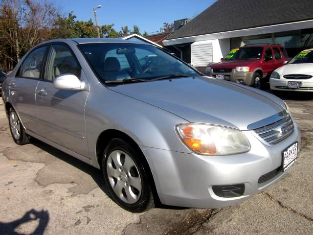 2007 Kia Spectra THE HOME OF THE 299 TOTAL DOWN PAYMENT Visit Parker Auto Sales online at wwwparke