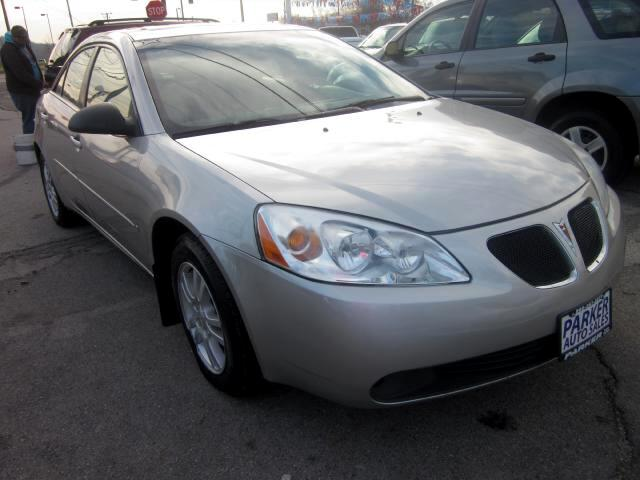 2006 Pontiac G6 THE HOME OF THE 299 TOTAL DOWN PAYMENT Visit Parker Auto Sales online at wwwparker