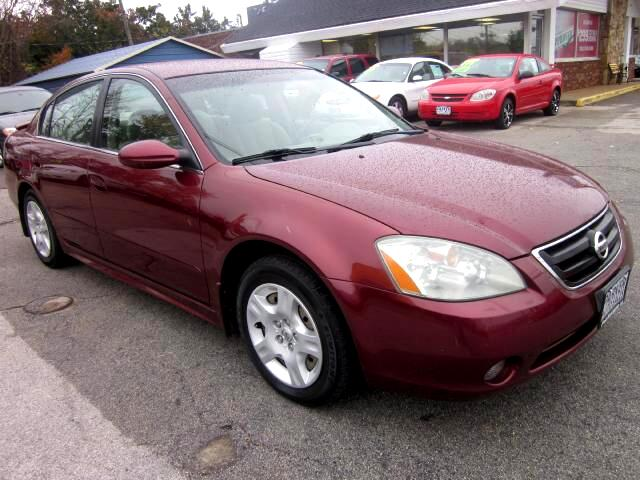 2002 Nissan Altima THE HOME OF THE 299 TOTAL DOWN PAYMENT Visit Parker Auto Sales online at wwwpar