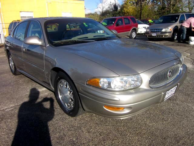 2003 Buick LeSabre THE HOME OF THE 299 TOTAL DOWN PAYMENT Visit Parker Auto Sales online at wwwpar