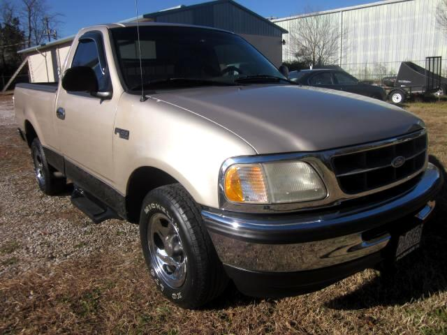 1997 Ford F150 THE HOME OF THE 299 TOTAL DOWN PAYMENT Visit Parker Auto Sales online at wwwparkera