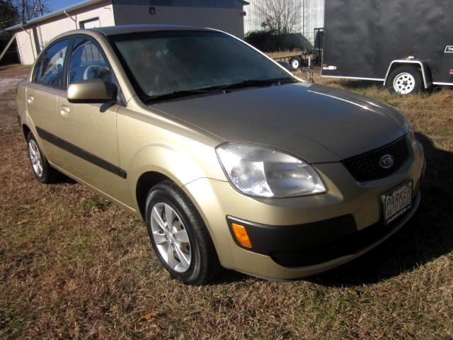 2008 Kia Rio THE HOME OF THE 299 TOTAL DOWN PAYMENT Visit Parker Auto Sales online at wwwparkeraut