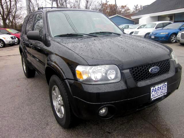 2005 Ford Escape THE HOME OF THE 299 TOTAL DOWN PAYMENT Visit Parker Auto Sales online at wwwparke