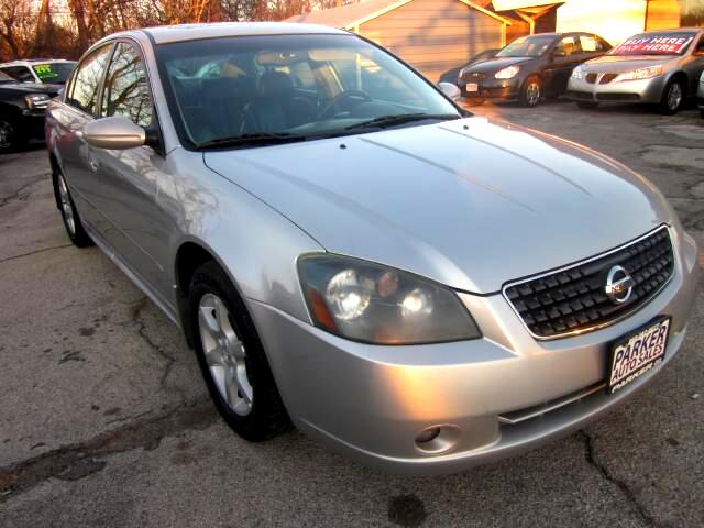 2005 Nissan Altima THE HOME OF THE 299 TOTAL DOWN PAYMENT Visit Parker Auto Sales online at wwwpar