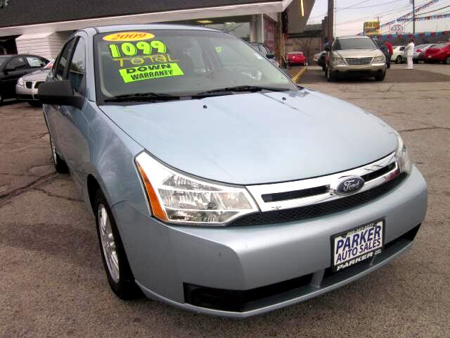 2009 Ford Focus THE HOME OF THE 299 TOTAL DOWN PAYMENT Visit Parker Auto Sales online at wwwparker