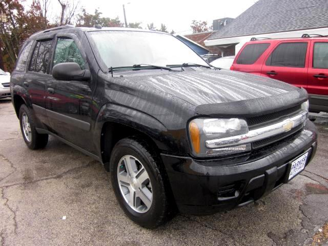 2005 Chevrolet TrailBlazer THE HOME OF THE 299 TOTAL DOWN PAYMENT Visit Parker Auto Sales online at