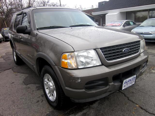 2002 Ford Explorer THE HOME OF THE 299 TOTAL DOWN PAYMENT Visit Parker Auto Sales online at wwwpar