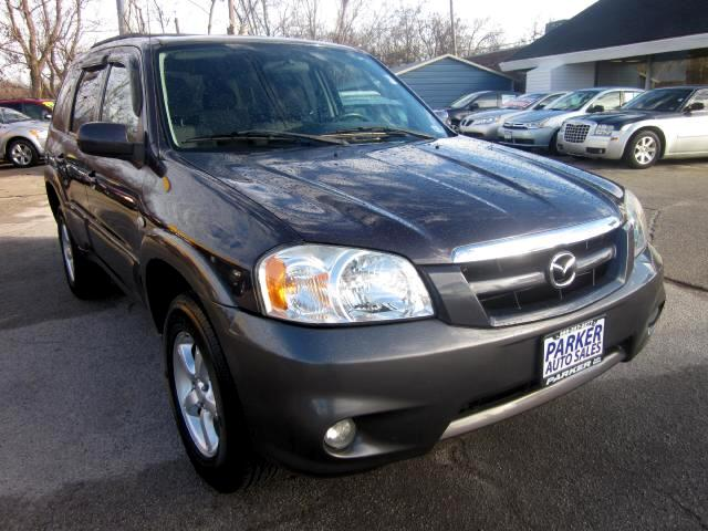2005 Mazda Tribute THE HOME OF THE 299 TOTAL DOWN PAYMENT Visit Parker Auto Sales online at wwwpar