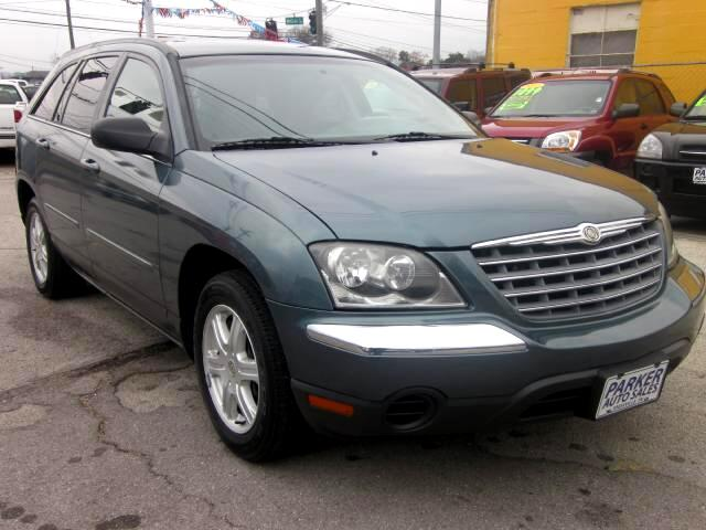 2005 Chrysler Pacifica THE HOME OF THE 299 TOTAL DOWN PAYMENT Visit Parker Auto Sales online at www
