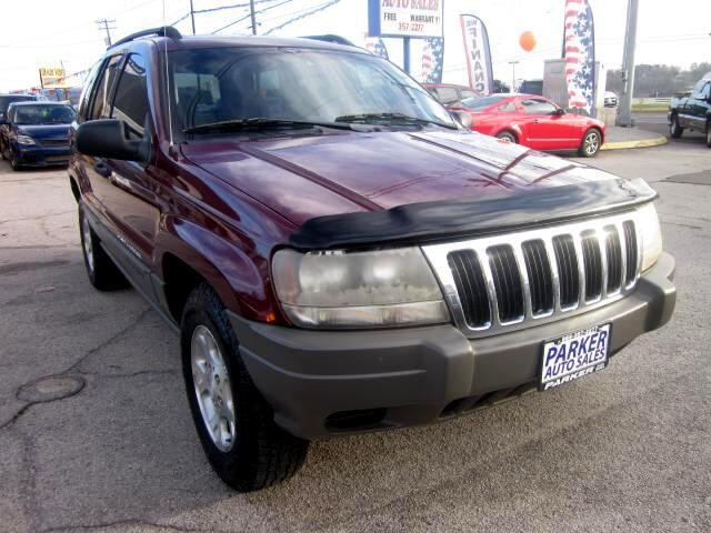 2002 Jeep Cherokee THE HOME OF THE 299 TOTAL DOWN PAYMENT Visit Parker Auto Sales online at wwwpar