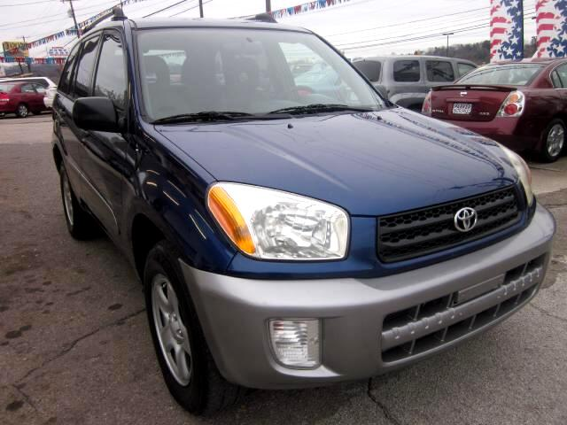2003 Toyota RAV4 THE HOME OF THE 299 TOTAL DOWN PAYMENT Visit Parker Auto Sales online at wwwparke