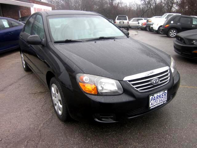 2009 Kia Spectra THE HOME OF THE 299 TOTAL DOWN PAYMENT Visit Parker Auto Sales online at wwwpark