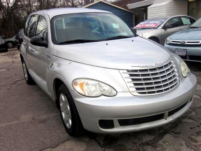 2006 Chrysler PT Cruiser THE HOME OF THE 299 TOTAL DOWN PAYMENT Visit Parker Auto Sales online at w
