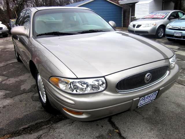 2000 Buick LeSabre THE HOME OF THE 299 TOTAL DOWN PAYMENT Visit Parker Auto Sales online at wwwpar