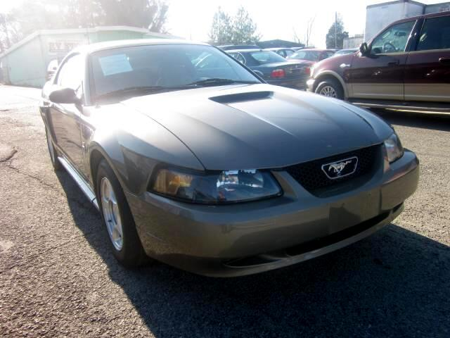 2002 Ford Mustang THE HOME OF THE 299 TOTAL DOWN PAYMENT Visit Parker Auto Sales online at wwwpark