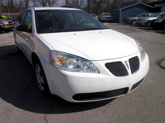 2006 Pontiac G6 THE HOME OF THE 299 TOTAL DOWN PAYMENT Visit Parker Auto Sales online at wwwparke