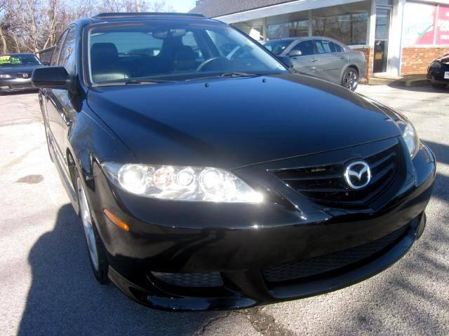 2004 Mazda MAZDA6 THE HOME OF THE 299 TOTAL DOWN PAYMENT Visit Parker Auto Sales online at wwwpark