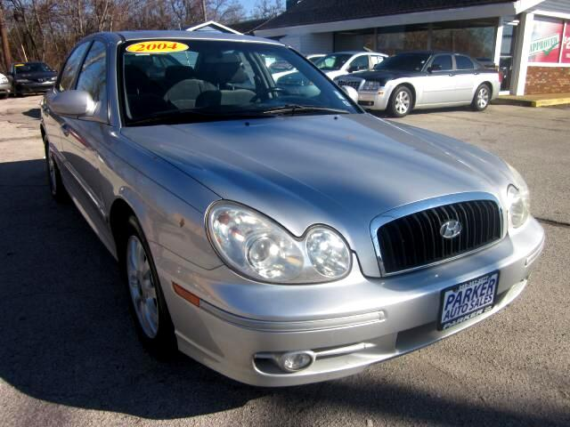 2004 Hyundai Sonata THE HOME OF THE 299 TOTAL DOWN PAYMENT Visit Parker Auto Sales online at wwwpa