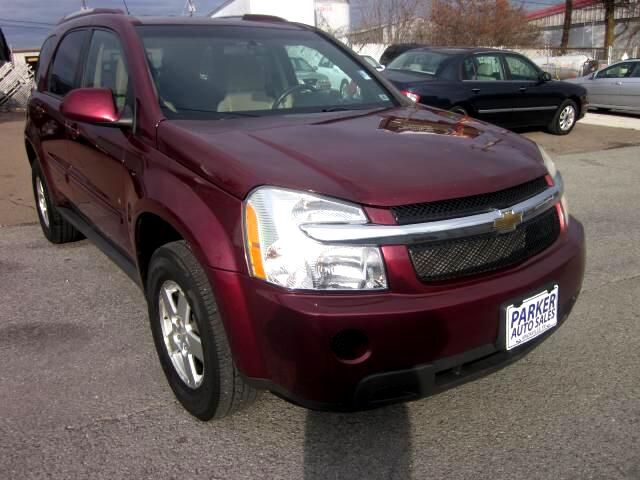 2008 Chevrolet Equinox THE HOME OF THE 299 TOTAL DOWN PAYMENT Visit Parker Auto Sales online at www
