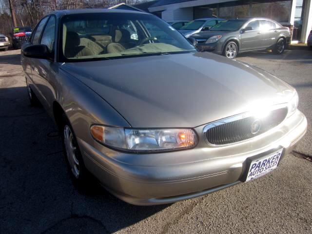2003 Buick Century THE HOME OF THE 299 TOTAL DOWN PAYMENT Visit Parker Auto Sales online at wwwpar