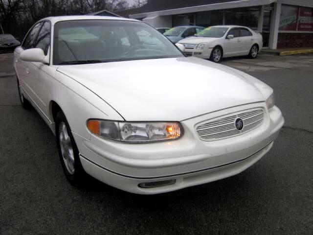 2002 Buick Regal THE HOME OF THE 299 TOTAL DOWN PAYMENT Visit Parker Auto Sales online at wwwparke