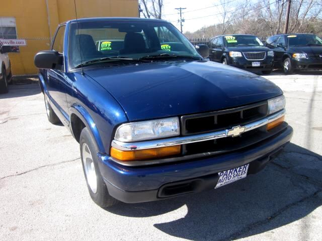 2001 Chevrolet S10 THE HOME OF THE 299 TOTAL DOWN PAYMENT Visit Parker Auto Sales online at wwwpa