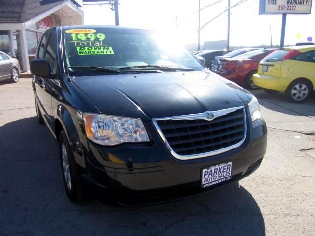 2008 Chrysler Town  Country THE HOME OF THE 299 TOTAL DOWN PAYMENT Visit Parker Auto Sales online