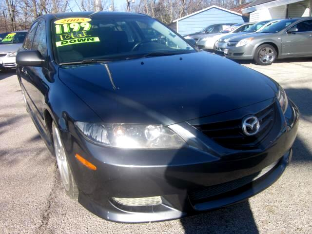 2005 Mazda MAZDA6 THE HOME OF THE 299 TOTAL DOWN PAYMENT Visit Parker Auto Sales online at wwwpark
