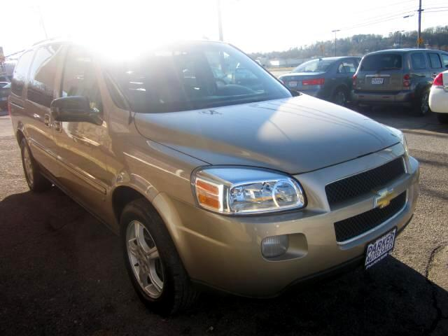 2006 Chevrolet Uplander THE HOME OF THE 299 TOTAL DOWN PAYMENT Visit Parker Auto Sales online at ww