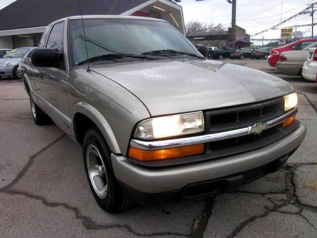 2002 Chevrolet S-10 THE HOME OF THE 299 TOTAL DOWN PAYMENT Visit Parker Auto Sales online at wwwp