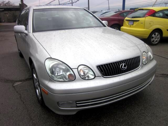 2004 Lexus GS THE HOME OF THE 299 TOTAL DOWN PAYMENT Visit Parker Auto Sales online at wwwparkera