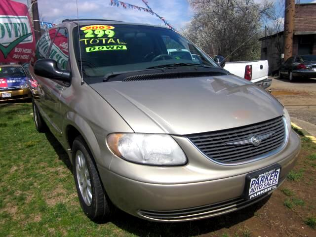 2003 Chrysler Town and Country THE HOME OF THE 299 TOTAL DOWN PAYMENT Visit Parker Auto Sales onli