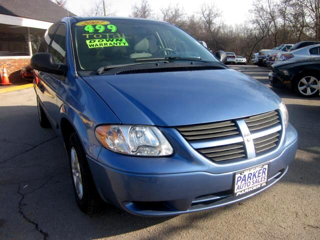 2007 Dodge Grand Caravan THE HOME OF THE 299 TOTAL DOWN PAYMENT Visit Parker Auto Sales online at