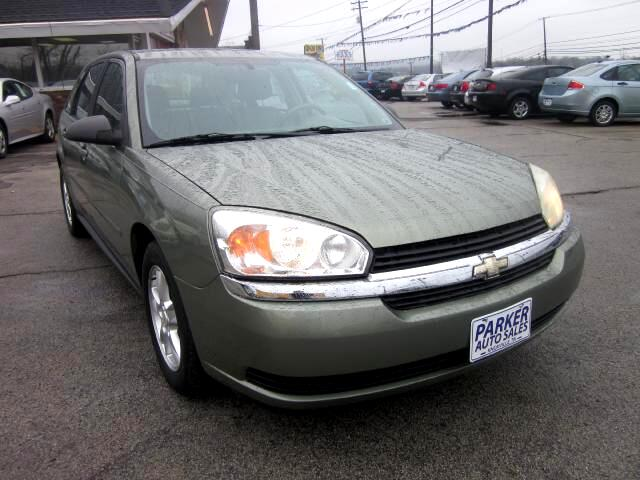 2005 Chevrolet Malibu Maxx THE HOME OF THE 299 TOTAL DOWN PAYMENT Visit Parker Auto Sales online a