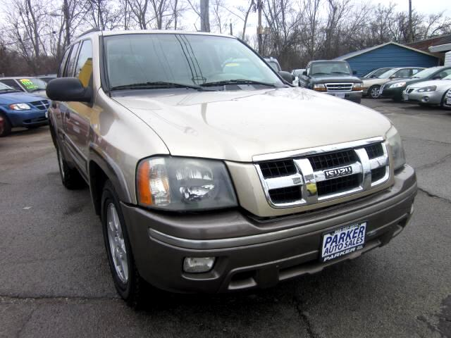 2004 Isuzu Ascender THE HOME OF THE 299 TOTAL DOWN PAYMENT Visit Parker Auto Sales online at wwwp