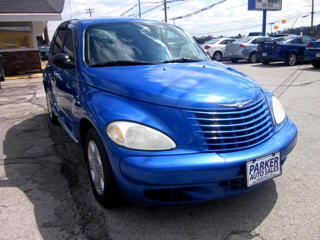 2004 Chrysler PT Cruiser THE HOME OF THE 299 TOTAL DOWN PAYMENT Visit Parker Auto Sales online at