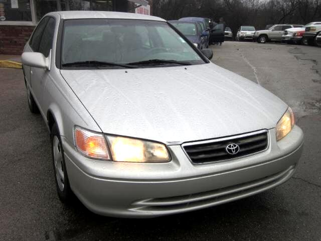 2001 Toyota Camry THE HOME OF THE 299 TOTAL DOWN PAYMENT Visit Parker Auto Sales online at wwwpar