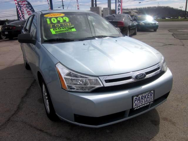 2009 Ford Focus THE HOME OF THE 299 TOTAL DOWN PAYMENT Visit Parker Auto Sales online at wwwparke