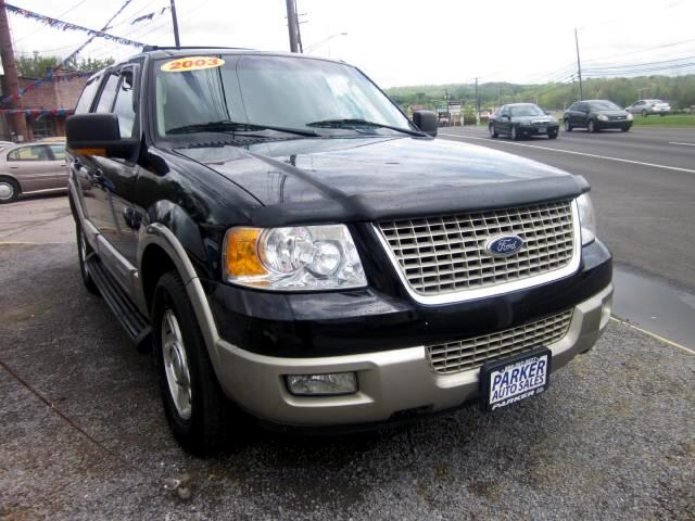 2003 Ford Expedition THE HOME OF THE 299 TOTAL DOWN PAYMENT Visit Parker Auto Sales online at www