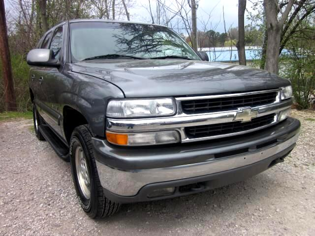 2002 Chevrolet Tahoe THE HOME OF THE 299 TOTAL DOWN PAYMENT Visit Parker Auto Sales online at www
