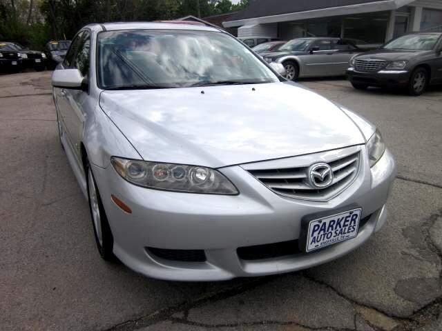 2005 Mazda MAZDA6 THE HOME OF THE 299 TOTAL DOWN PAYMENT Visit Parker Auto Sales online at wwwpar