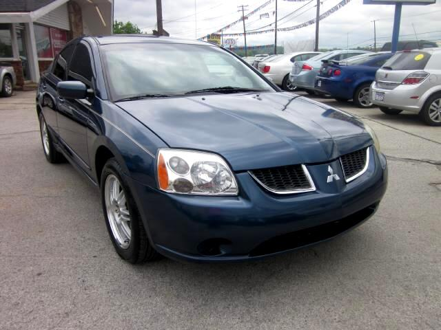 2006 Mitsubishi Galant THE HOME OF THE 299 TOTAL DOWN PAYMENT Visit Parker Auto Sales online at ww