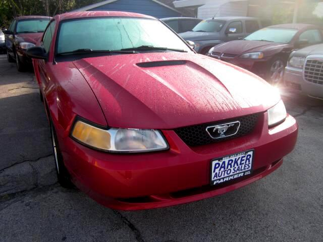 2000 Ford Mustang THE HOME OF THE 299 TOTAL DOWN PAYMENT Visit Parker Auto Sales online at wwwpar