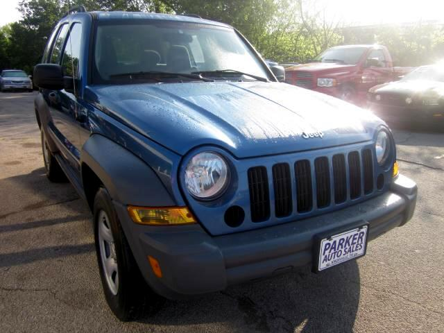 2005 Jeep Liberty THE HOME OF THE 299 TOTAL DOWN PAYMENT Visit Parker Auto Sales online at wwwpar
