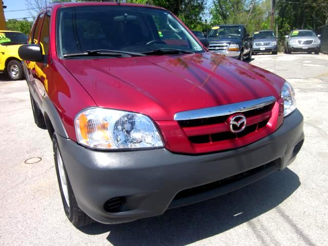 2005 Mazda Tribute THE HOME OF THE 299 TOTAL DOWN PAYMENT Visit Parker Auto Sales online at wwwpa