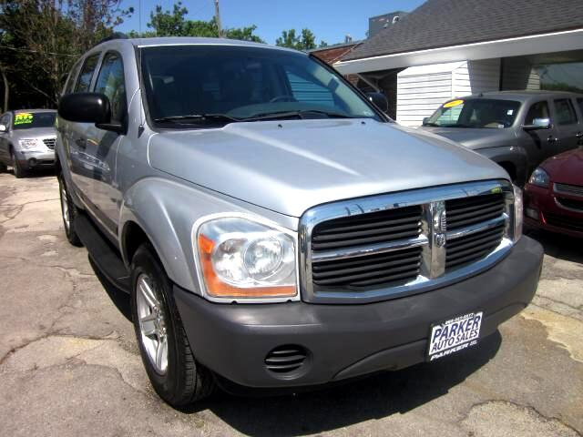 2006 Dodge Durango THE HOME OF THE 299 TOTAL DOWN PAYMENT Visit Parker Auto Sales online at wwwpa
