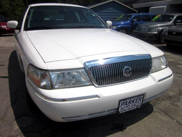 2004 Mercury Grand Marquis THE HOME OF THE 299 TOTAL DOWN PAYMENT Visit Parker Auto Sales online a